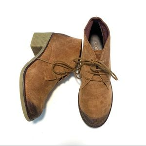 Coconuts by Matisse Chukka Lace up Ankle Boots